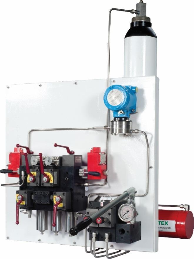 Electro Hydraulic Actuator | Hydro Pneumatic Equipment